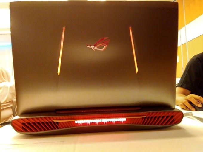 ASUS ROG G752VS: Laptop Gaming yang Melebihi Ekspetasi