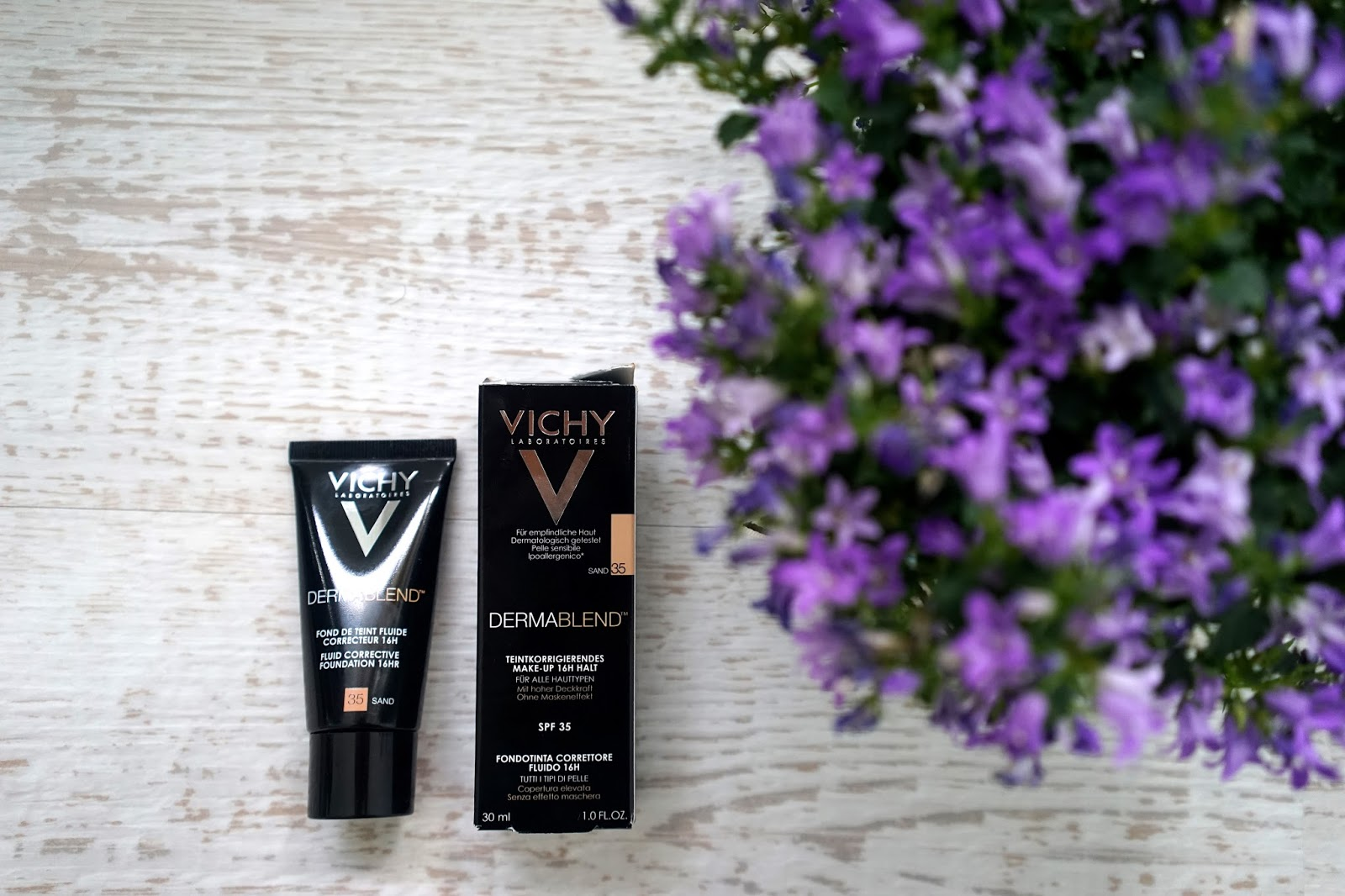 vichy dermablend review