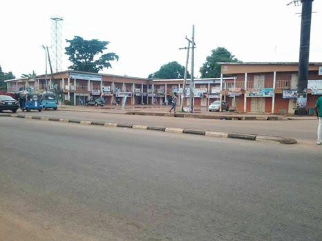 "South East region deserted as residents obey IPOB leaders ""Sit at home"" order"