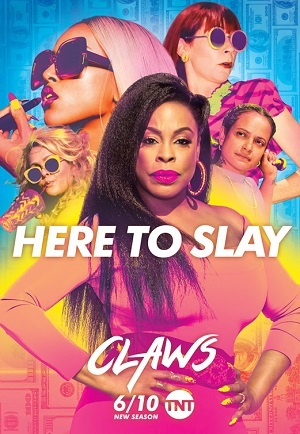 Claws - 2ª Temporada Legendada Torrent Download