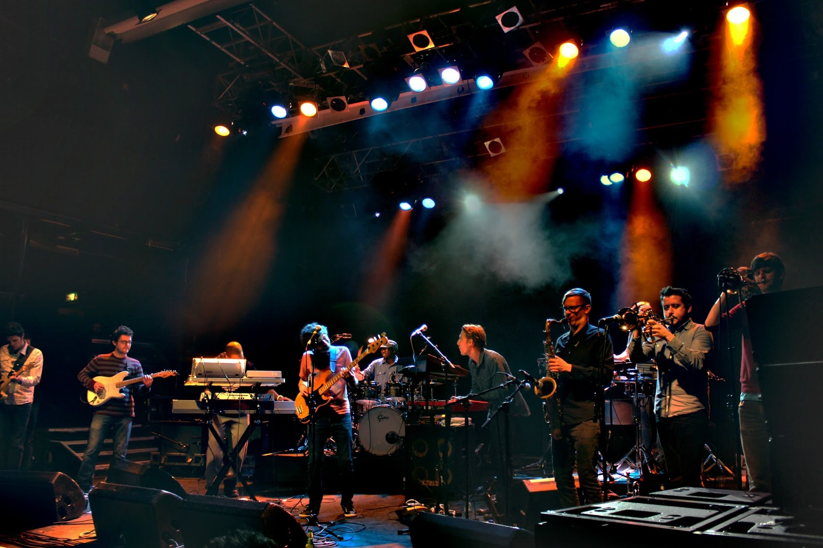 New is Always Better: get to know Snarky Puppy.