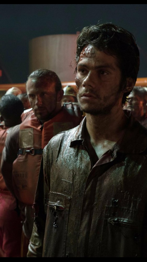 New DEEPWATER HORIZON Clips, Featurettes and Posters | The