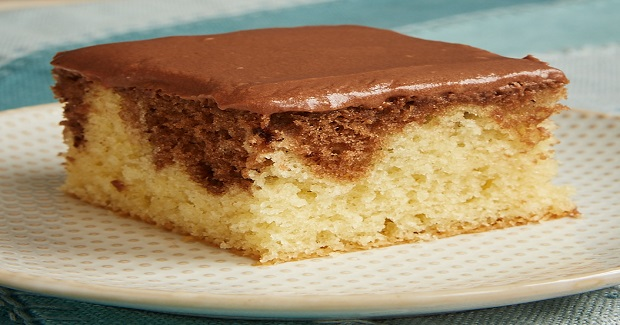Chocolate Hazelnut Marble Cake Recipe