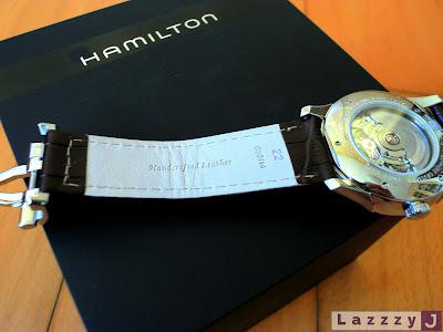 Hamilton Jazzmaster Regulator開箱心得