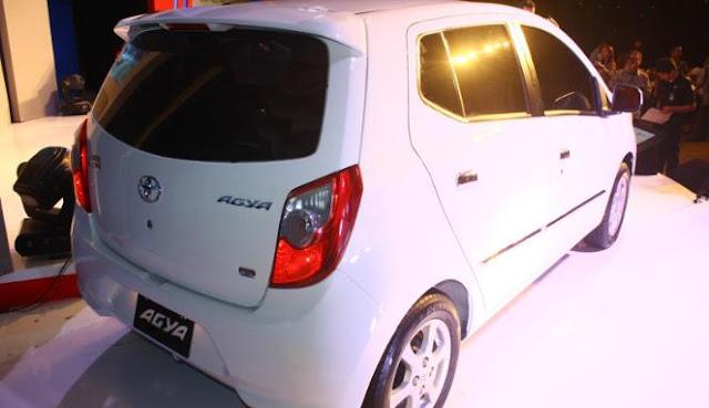 Harga Astra Toyota Agya 2016 di Surabaya