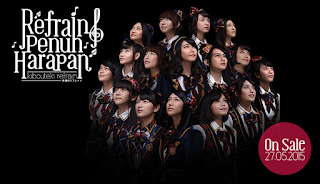 10th Single JKT48 - Kibouteki Refrain