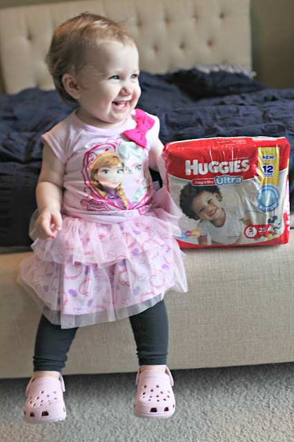 Huggies Snug and Dry $2K campaign