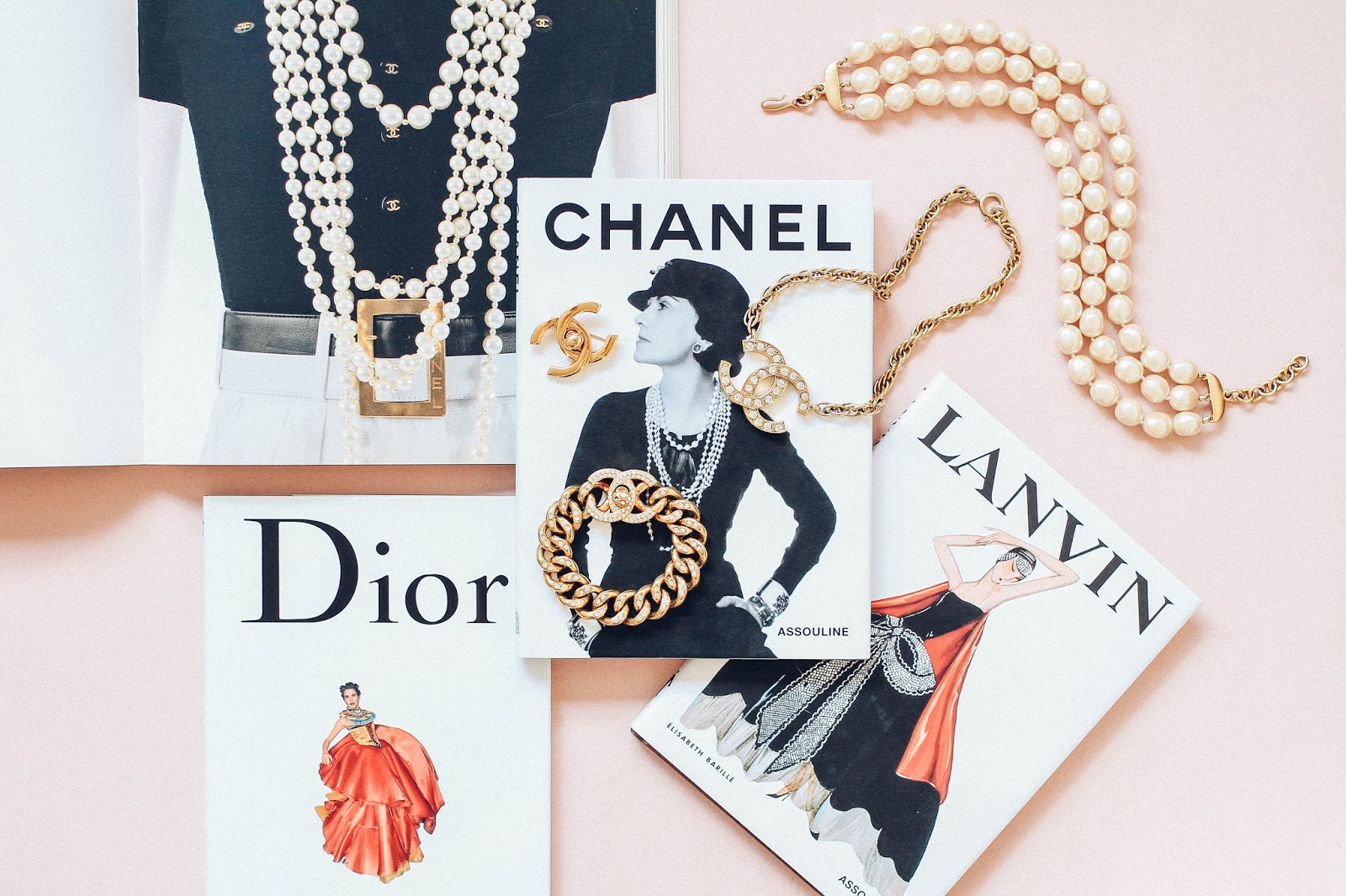 How to style vintage chanel jewelry emilee anne - Vintage chanel ...