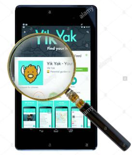 Yik yak Social Media review