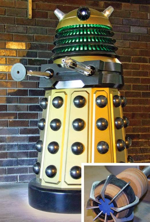 Robots, Daleks, Rube Goldberg, and a Wonderful Way to Keep From Working