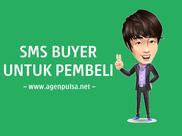 Cara Setting, Edit dan NonAktifkan SMS Buyer Untuk Pembeli Pulsa Murah Di AgenPulsa.net