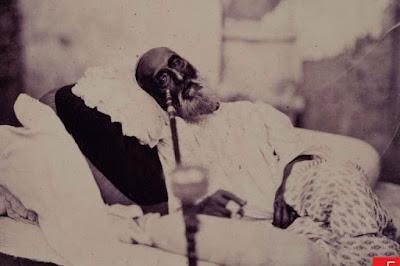 Bahadur Shah Zafar अपने अंतिम दिनों में