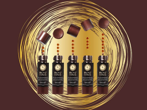 New Addition to the Bronz Express range- Magic Radiance Drops