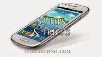 Samsung Galaxy i9300 s3 secret codes Tips Trick