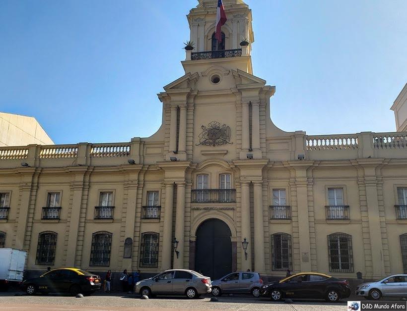 Museu Histórico Nacional - o que fazer em Santiago