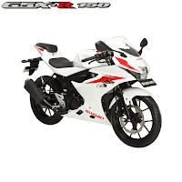Kredit Motor Suzuki GSX 150R Murah