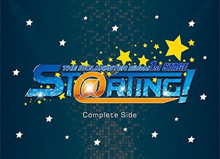 [TV-SHOW] THE IDOLM@STER SideM 1st STAGE 〜ST@RTING!〜 Live Blu-ray [Complete Side] (2016/07/13)