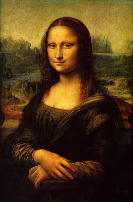 Mona Lisa Potrait Leonardo Da Vinci Painting HD Wallpaper