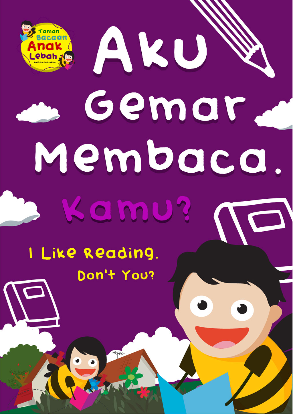 Let's learn it easily: cara mudah membuat poster text ...