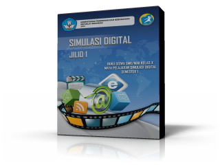 Ebook Simulasi Digital Jilid 1 Serilkom