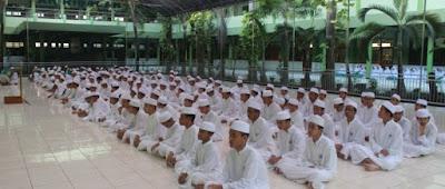 Pondok Pesantren Salafiy Terpadu Ar-Risalah Lirboyo Kediri