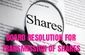 Board-Resolution-Transmission-shares
