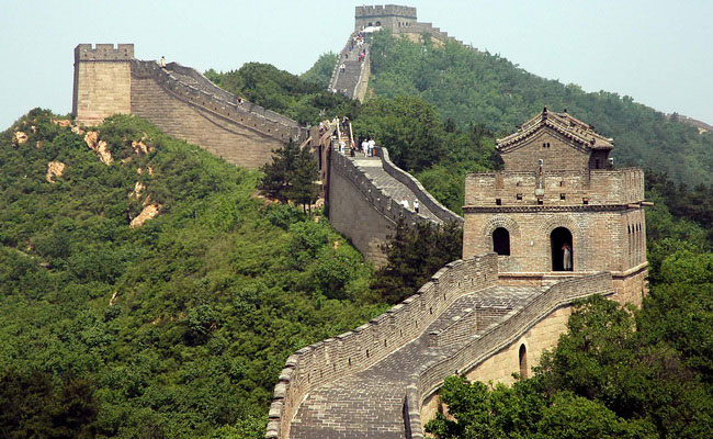 Xvlor.com Great Wall of China is bastion of defense to deter the northern invaders