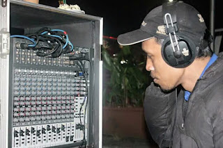 Apa itu sound engineer?