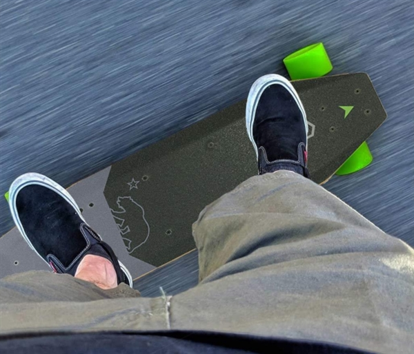 Xiaomi Smart Intelligent Skateboard Unveiled