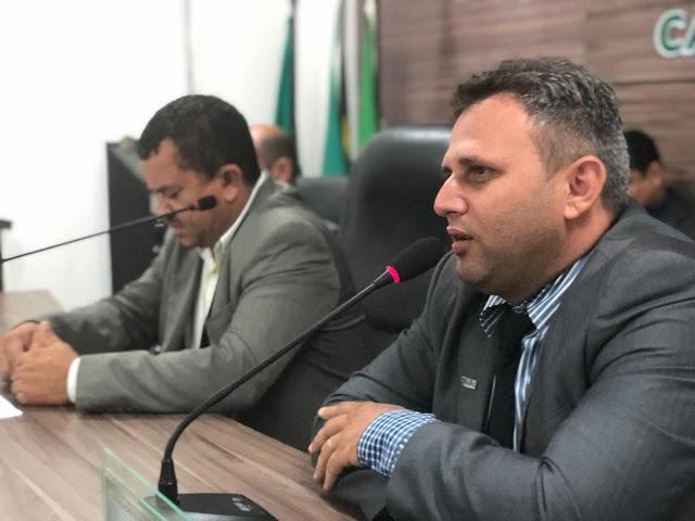 Vereadores Genivan Varela e Bebé Gama alertam para problemas que comprometem o concurso público de Apodi, RN