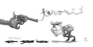 Soal Kebenaran dan Keangkuhan Teroris
