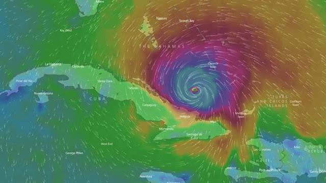 El huracán Irma ya se siente en Cuba y Las Bahamas