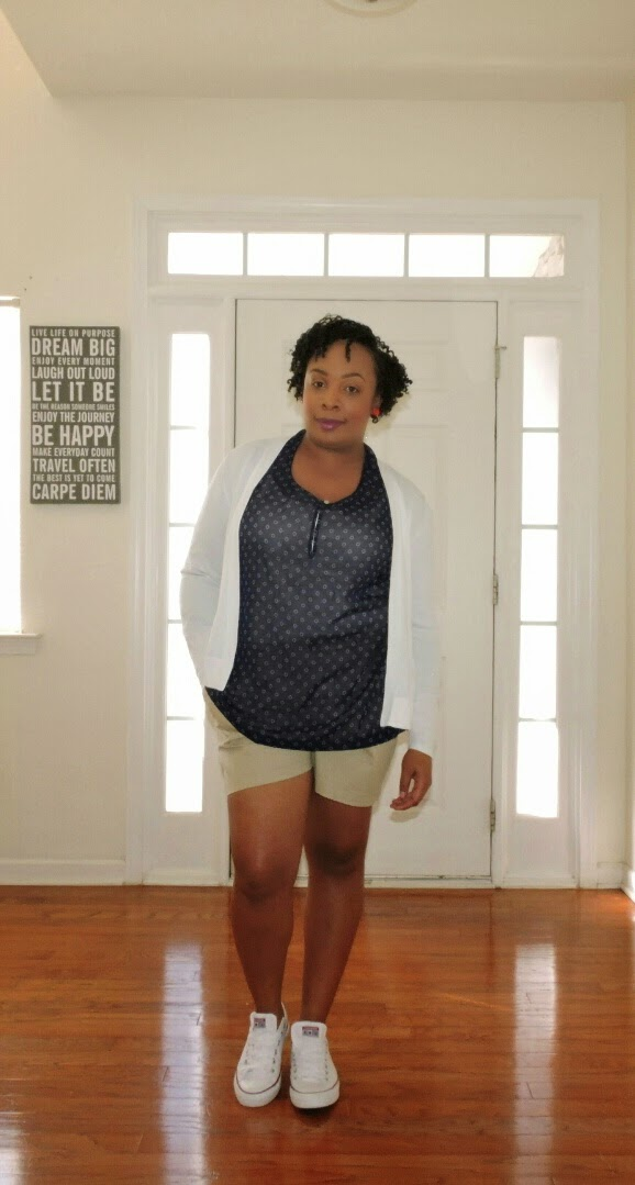 My Old Navy Spring Haul  via www.productreviewmom.com