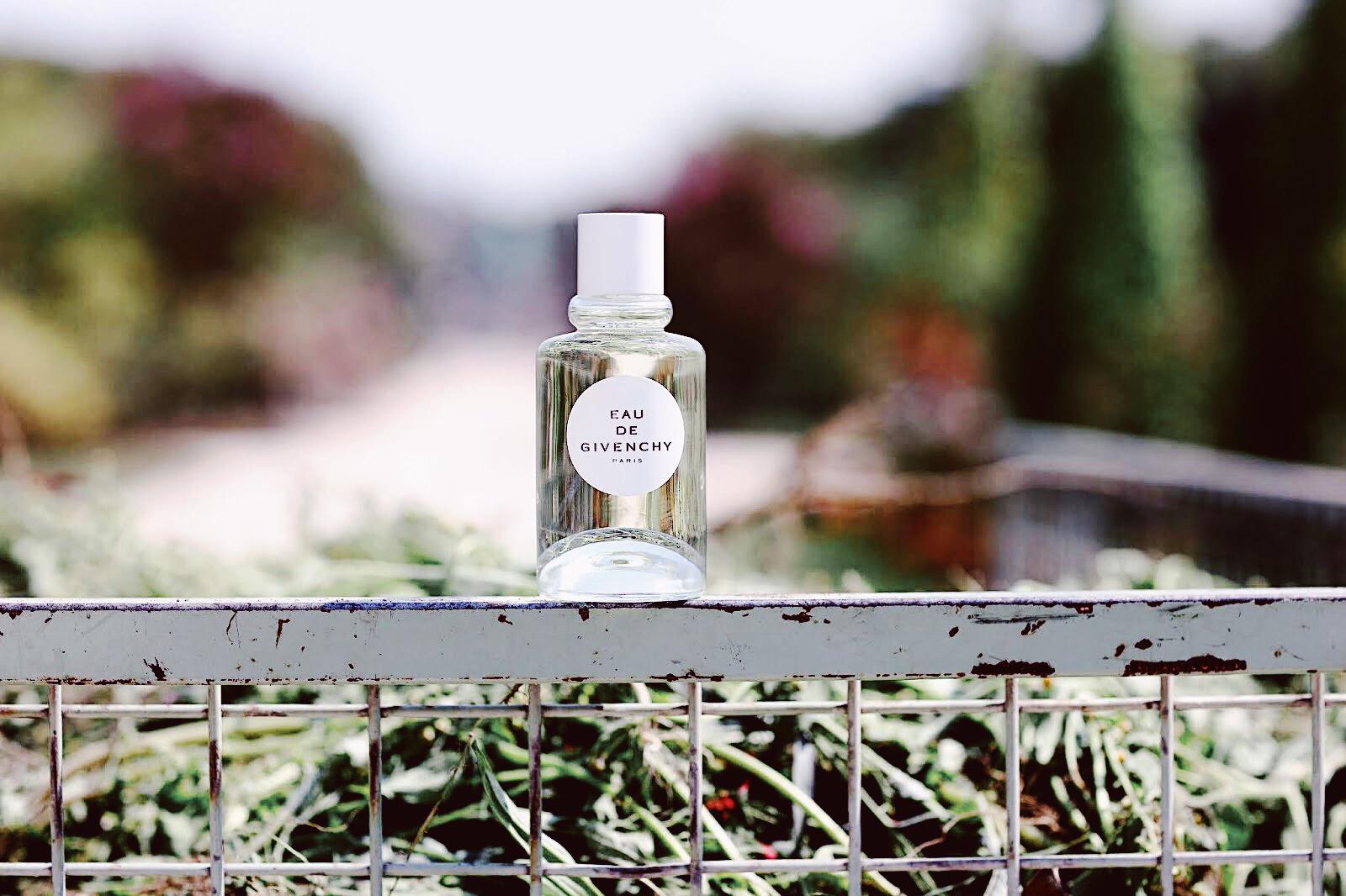 eau de givenchy parfum test avis