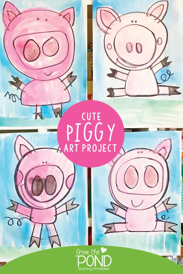 Pig Art Project