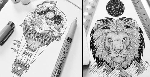 00-Dylan-Brady-Stippling-Drawings-in-Ink-www-designstack-co