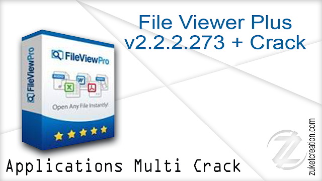 File Viewer Plus v2.2.2.273 + Crack