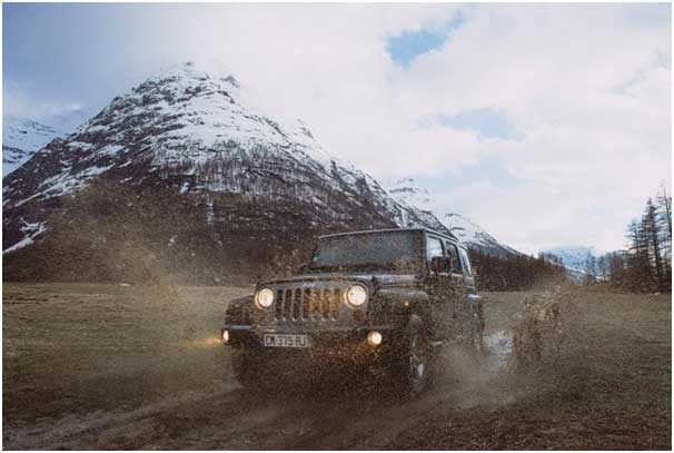 Jeep Tours/Rides