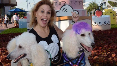 Disney sued by dog trainer who takes poodles to parks