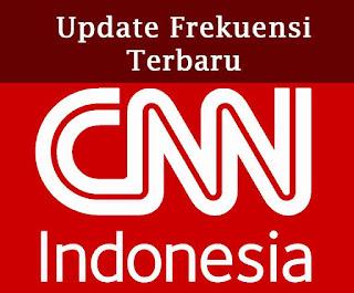Frekuensi CNN Indonesia Update Terbaru di Telkom 1