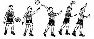Perngertian Servis Atas Dalam Permainan Bola Voli Manfaat Tujuan Dan Definisi Menurut Para Ahli Kebugaran Dan Jasmani