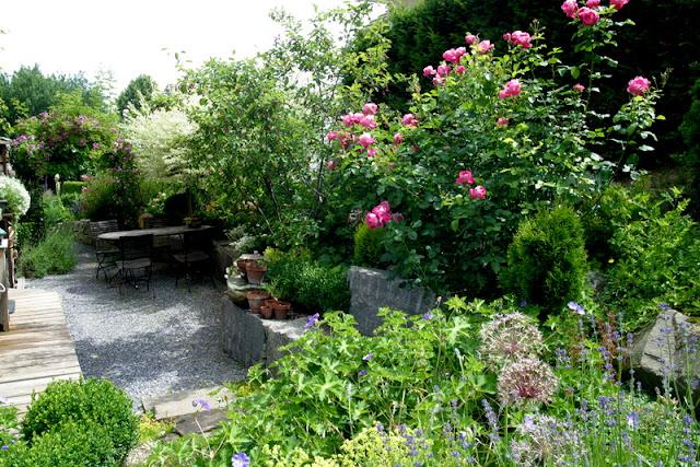 Ein Schweizer Garten Reise Durch Die Jahreszeiten 3 Das Grosse