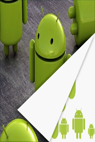 Page curl effect in Android |Android Tutorial Code