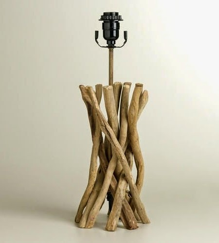 Awesome Driftwood Lamps - Coastal Decor Ideas and Interior ...