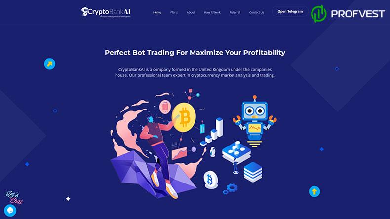 CryptoBankAI обзор и отзывы HYIP-проекта