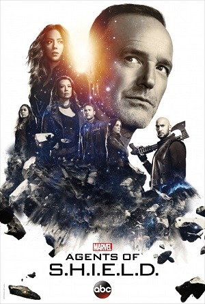 Agentes da S.H.I.E.L.D. - 5ª Temporada Séries Torrent Download capa