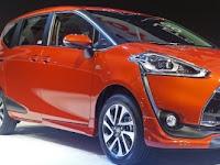 Harga dan Spesifikasi Toyota Sienta di Indonesia
