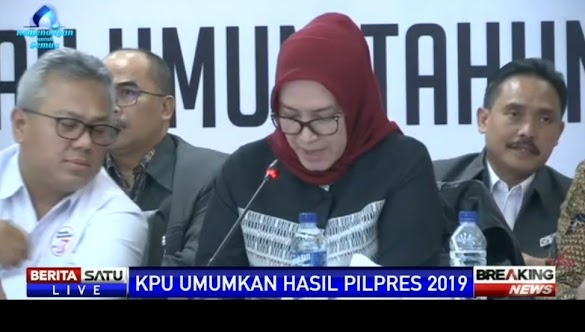 Demokrat Teken Hasil Pilpres KPU, BPN Menolak