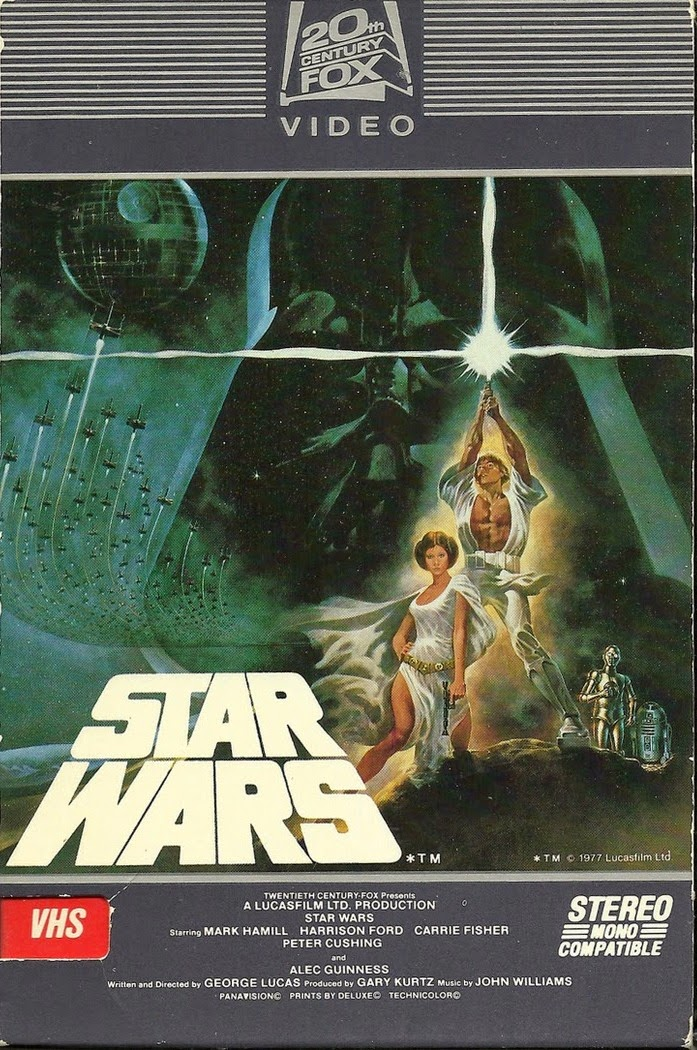 Episode Nothing Star Wars In The 1970s Star Wars Comes Home The History Of The 1977 Film On Vhs And Beta