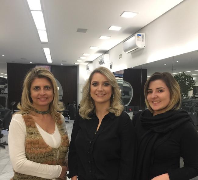 Dia Transformação no Torriton Taunay com Isabel Cristina e Simone Pertusatti